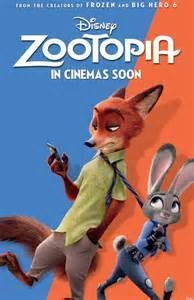 zootopie 2